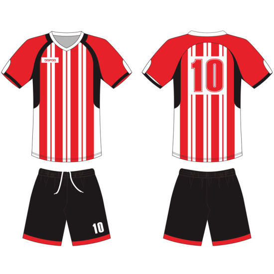 800f152088f China Custom Sublimation Football Outfits Soccer Uniform T Shirt for ...