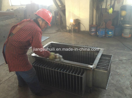 100kVA Oil-Immersed Transformer Tank pictures & photos