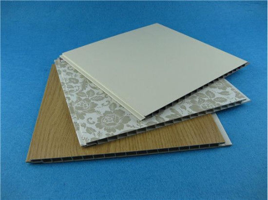 6/7/8/9*250mm Building Material PVC Decoration Wall Panel pictures & photos