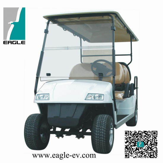 Golf Cart, 2 Seats, Electric, Eg2028k, CE Approved, Brand New