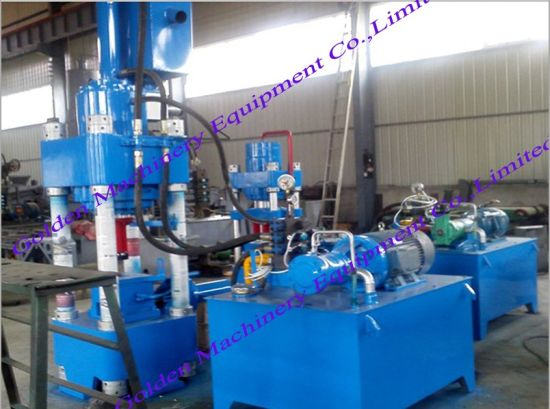 Chinese Animal Mineral Salt Licking Block Press Making Machine pictures & photos