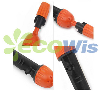 Adjustable Watering Spray Nozzle Drip Emitters (HT6360) pictures & photos