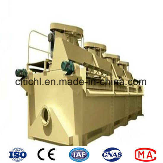 Flotation Separator Machine for Gold/Iron/Lead Separation pictures & photos