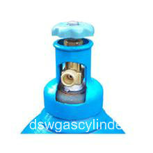 W3-1/2-11 Thread Type Gas Cylinder Cap