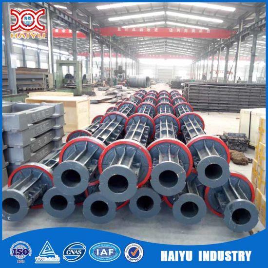 China Concrete Electric Spun Pole Making Machine - China Concrete