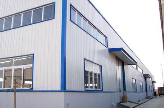 Custom Designed Steel Structure Warehouse (SSW 15025)