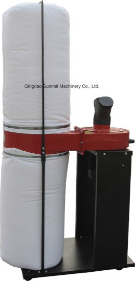 Two Bag Dust Collector Dust Extractor Air Filter and Woodworking Machine (FM300FE)