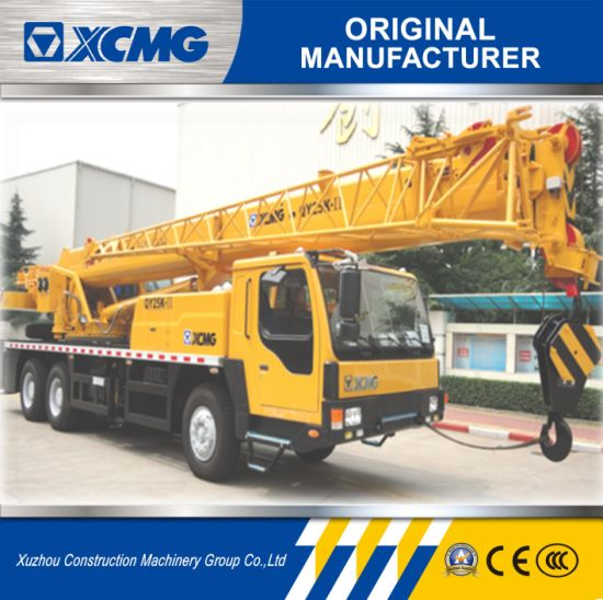 China XCMG 2017 25 Ton National Crane Heavy Equipment
