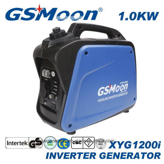 4-Stroke Compact Super Silent Inverter Gasoline Generator with Ce & EPA pictures & photos