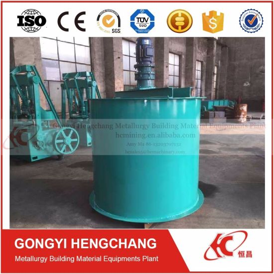 Factory Supply Briquette Equipment Binder Mixer for Sale pictures & photos