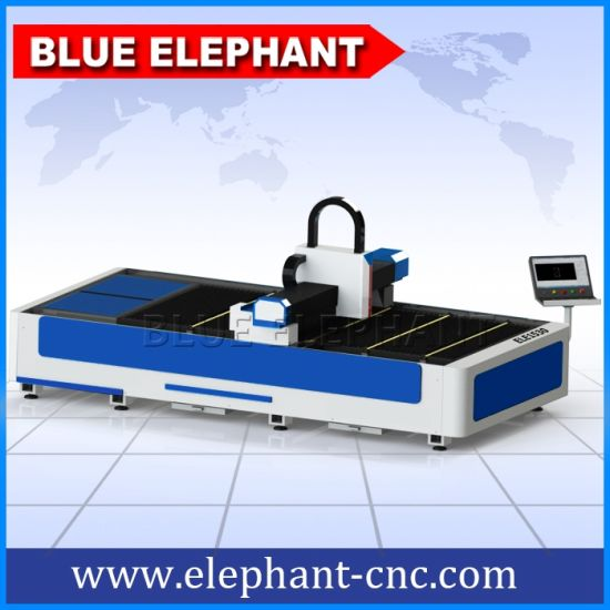 Auto Feeding Laser Cutter, Fiber Laser Cutting Machine Price for Metal Cut pictures & photos