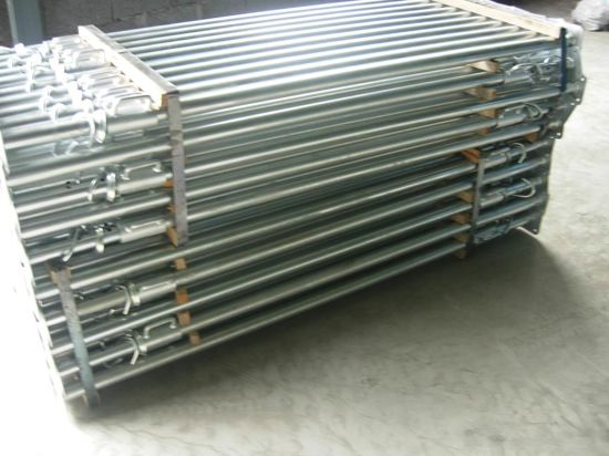 Painting or Galvanizing Steel Prop for Construction Use pictures & photos