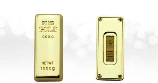 Gold Bar USB 2.0 Flash Drive USB 3.0 Stick Gold Bar USB Disk pictures & photos