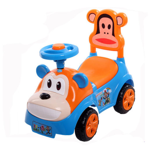 Cheap Price New Design Kids Swing Car Ride on Toys Car for Sale pictures & photos