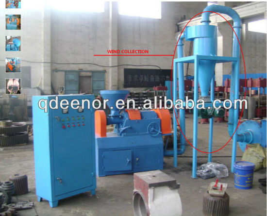 Scrap Tyre Recycling Rubber Powder Production Line pictures & photos