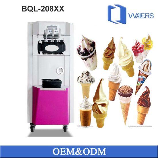 Commerical Ice Cream & Frozen Yogurt Making Machine