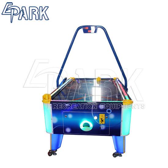 Epark Blue Air Hockey Make Your Own Music APP The Music Machine Game  Electronic Music Maker Video Entertainment Equipment