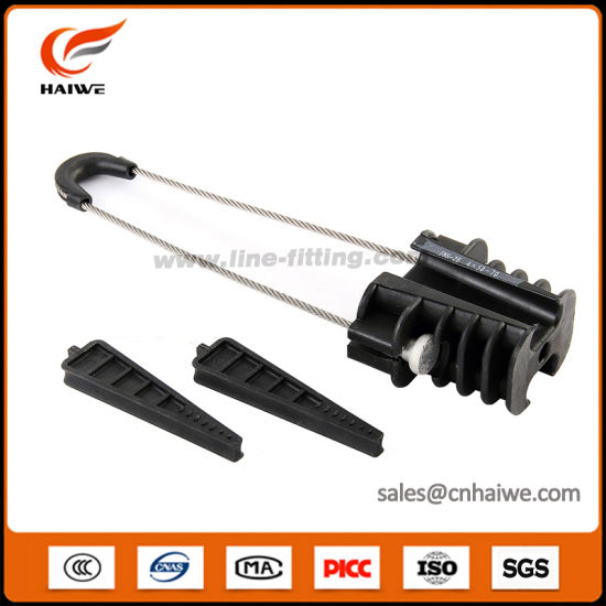 China wedge type anchoring clamp for lv low voltage abc lines wedge type anchoring clamp for lv low voltage abc lines publicscrutiny Gallery