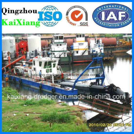 Reasonable and New Design Sand Pump Dredger pictures & photos