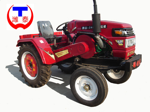 Weitai 22HP 2WD Mini Tractor with High Quality pictures & photos