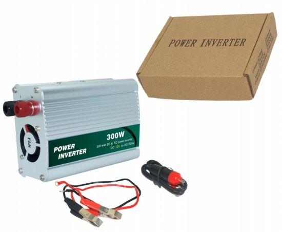 300W Modified Sine Wave Car Power Inverter (QW-300MUSB) pictures & photos
