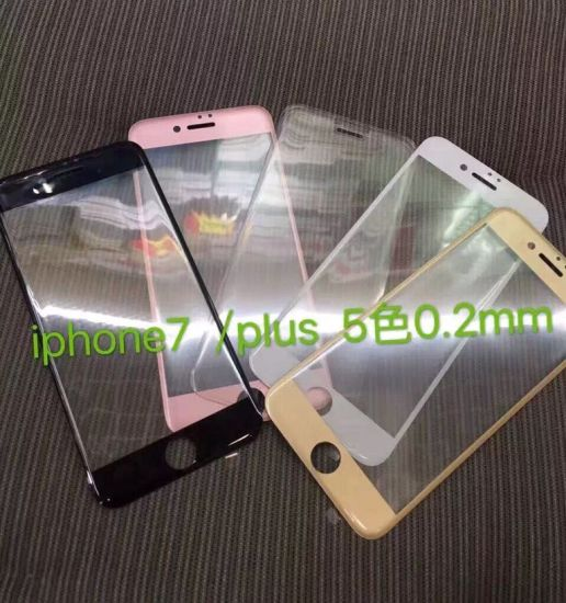 New Mobile Phone Glass Screen Protector for iPhone7/7plus pictures & photos
