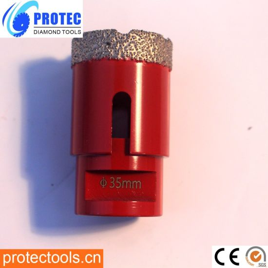 Vacuum Brazed Core Bit/Vacuum Brazed Drill Bit/Diamond Core Drill /Diamond Core Drill Bit/Core Bit/Drill Bits/Core Drill/Drill Tools/Diamond Drills/Drill