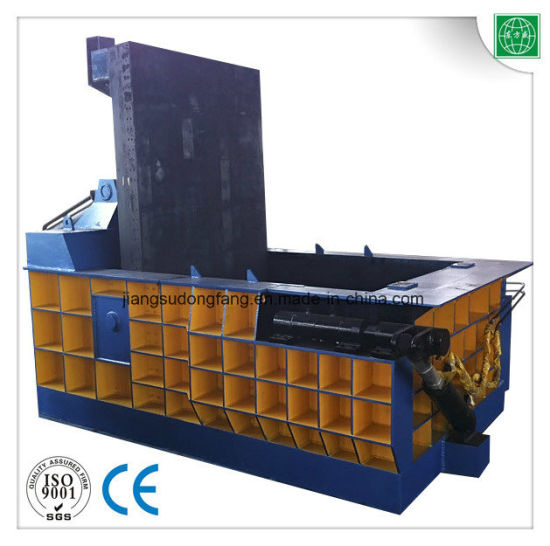 Diesel Engine Aluminum Cans Baler Machine pictures & photos