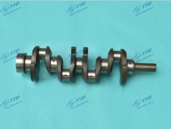 Yuejin Nj1028 Yz485 Yz4102 Spare Parts Crankshaft