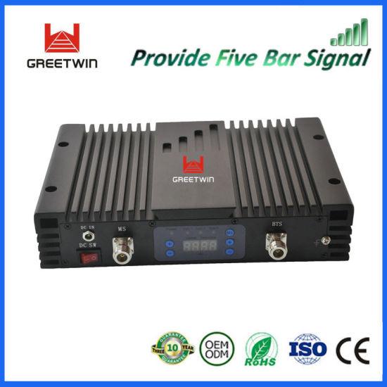27dBm Powerful GSM Repeater for 3G WCDMA 2100 (GW-27W)