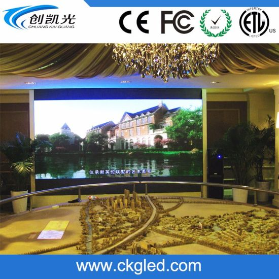 P5 Indoor Fixed Installation LED Wall Display Screen