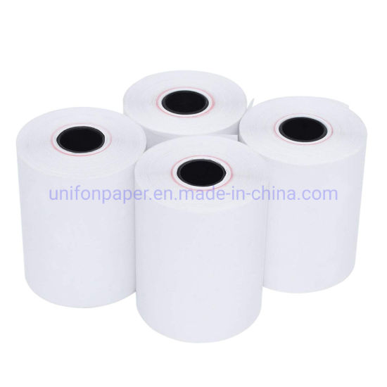 POS Termo Print Cash Register Paper BPA Free Thermal Rolls