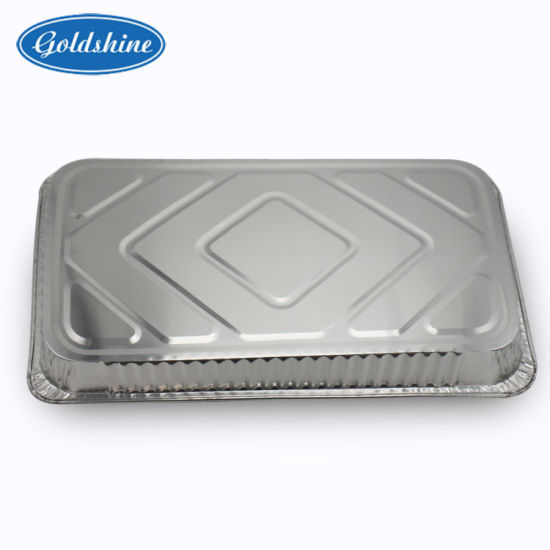 Cheap Price Aluminium Foil Food Trays pictures & photos