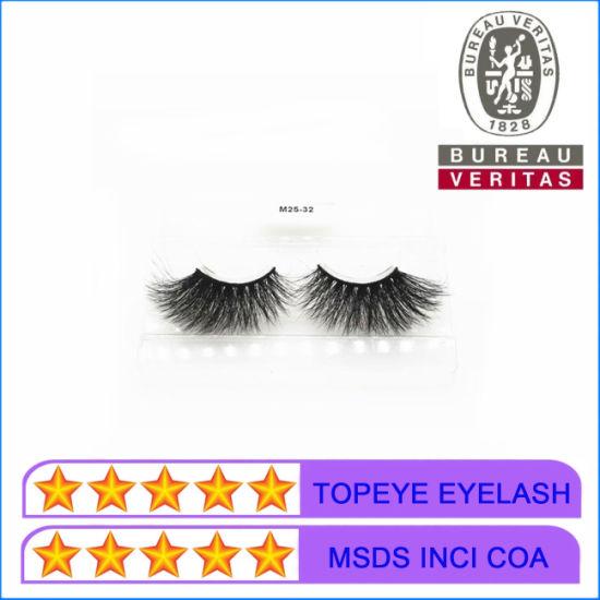 Long Lash Mink Fur 25mm Strip Eyelash M25-32