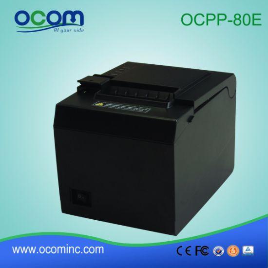 China Ocpp-80e POS 80mm Thermal Receipt Printer for Driver