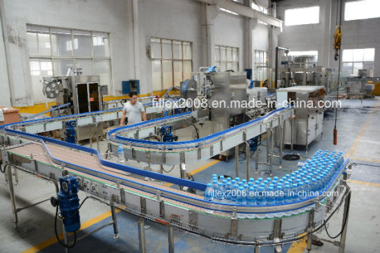 Automatic 3 in 1 Water Bottle Filling Packing Machine pictures & photos