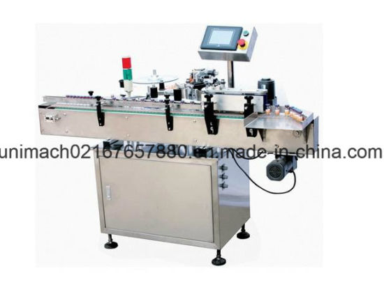 Round Bottle Positioning Labeling Machine pictures & photos