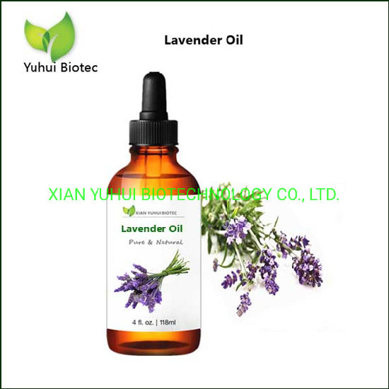 Pure Lavender Essential Oil for Sleeping