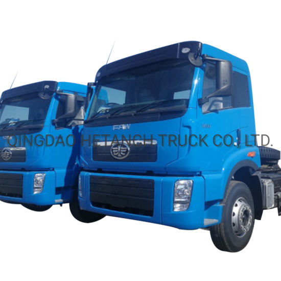 380HP Trailer Tractor Head / Tow Truck China Manufacturer