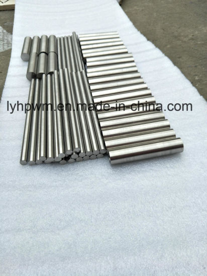 Molybdenum Bar Rods Dia25mm pictures & photos