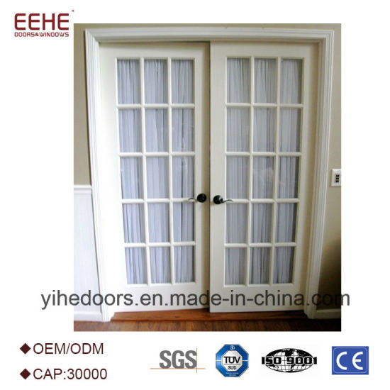 China Aluminium 12mm Toughened Glass Door Design Bedroom Door
