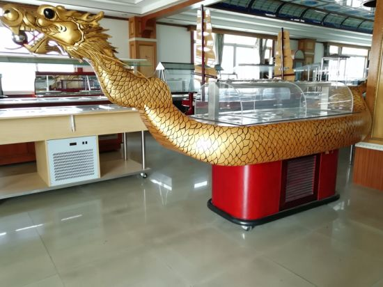 Luxury Dragon Type Salad Bar (LDTSB4000) pictures & photos