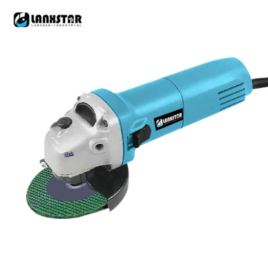 Electric Angle Grinder Corded Power metal Cutting Tool Small Compact portable