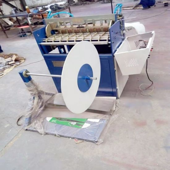 Big Bag Webbing Cutting Machine
