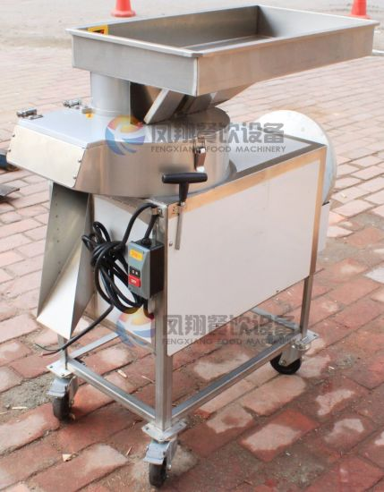 FC-613 Vegetable Big Cube Cutter, Potato Cube Cutting Machine pictures & photos