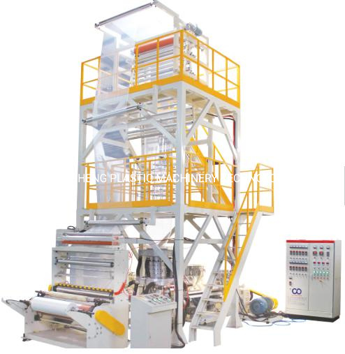 Automatic Film Blowing Printing Machine with Ce Approval