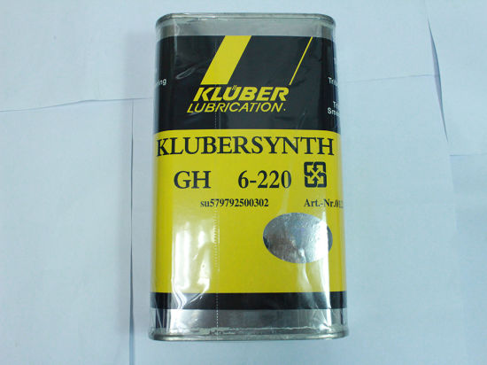 Kluber Synth Gh 6-220 Lubricants 1L Kluber Lubrication pictures & photos