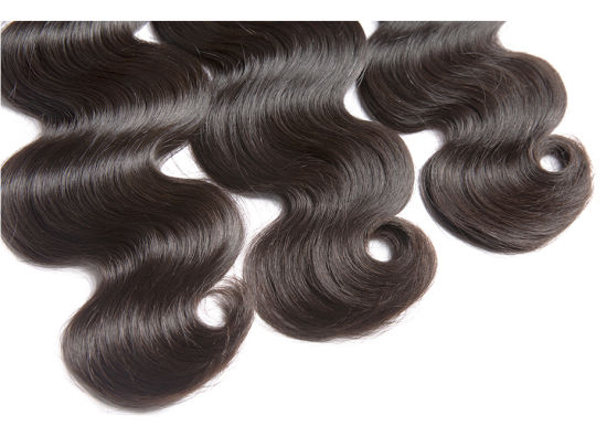 Peruvian Virgin Hair Extensions Body Wave Hair Weave pictures & photos