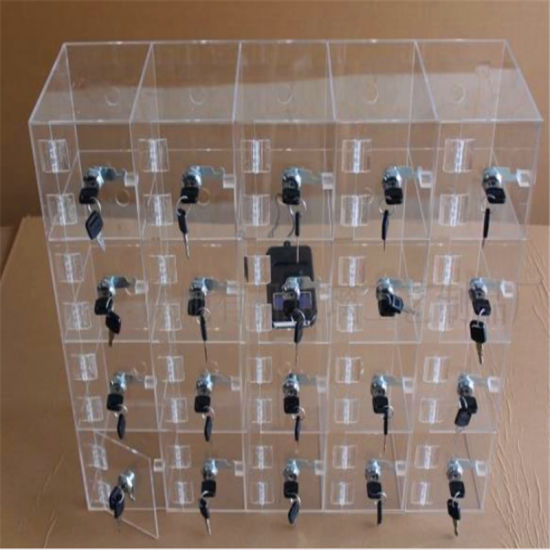 new concept 95e0d 13871 China Clear Mobile Phone Display Cabinet/Cell Phone Storage Case ...
