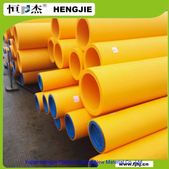 SDR 11 HDPE PE 100 Gas System Gas Pipe